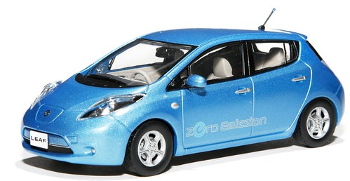 J-Collection Nissan Leaf