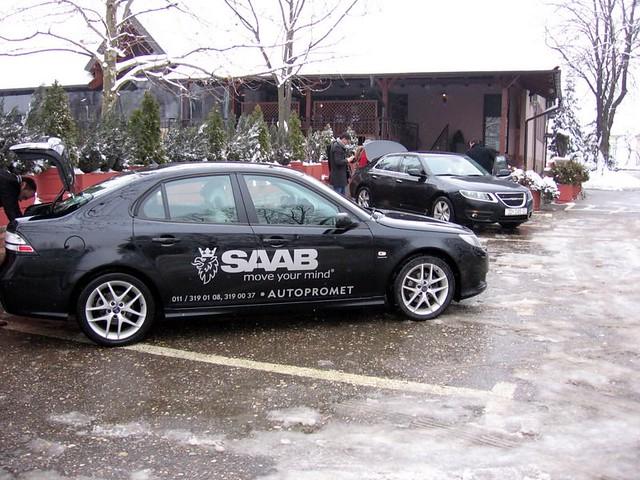 """I u Srbiji obeležen """"Saab Independence Day"""""""