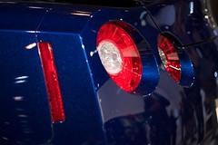 GTR Taillights (Joshishi) Tags: auto show light chicago cars skyline illinois nissan tail brake gtr 2011 105mmf28dmicro