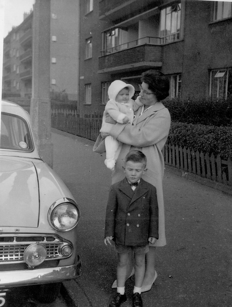 Jenny McCreath, 1961