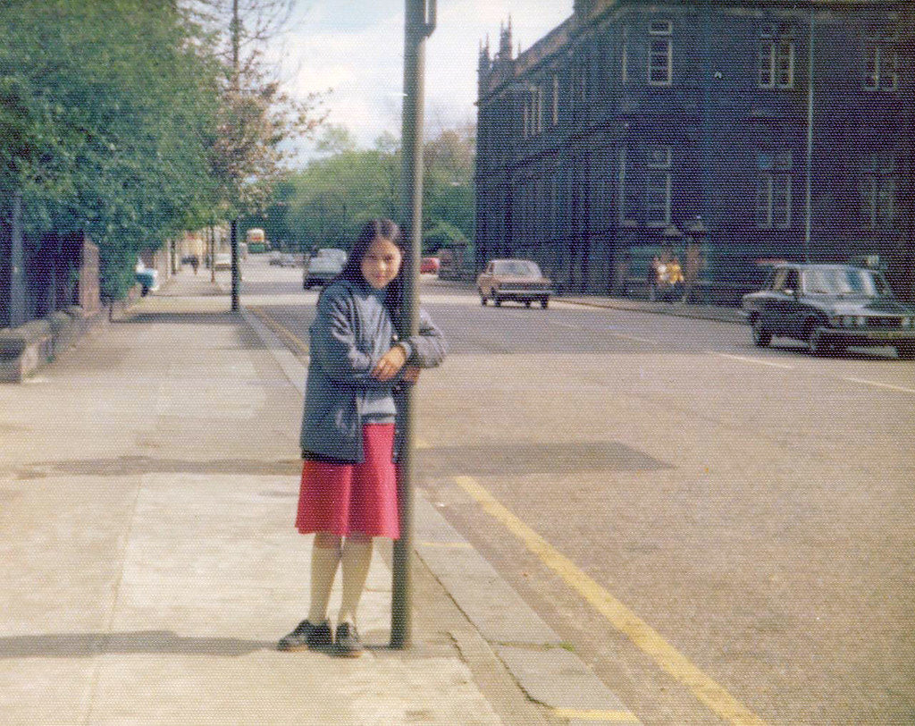 Angela Hull 1975