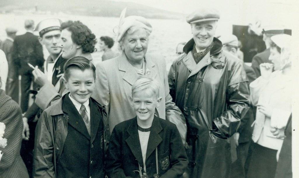 Robert McCreath 1957