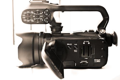Canon XA10-3