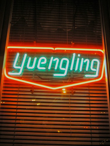 Vintage Yuengling Neon Sign