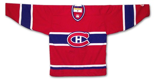 All NHL Jerseys Need A Middle Stripe