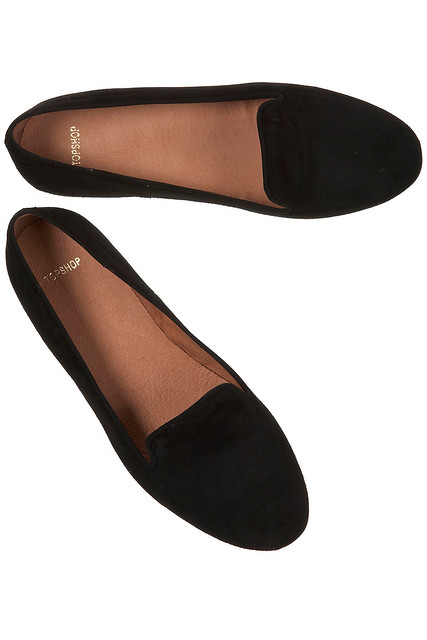 topshop loafer