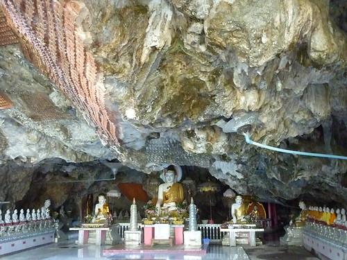 Hpa-An-Region-Grotte de Kawtka Thaung (2)