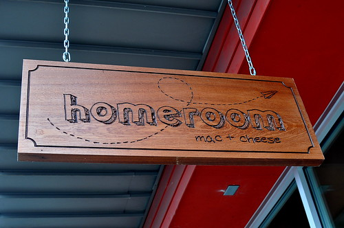 Homeroom Mac + Cheese - Oakland