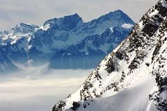 Oche (Elysium 2010) Tags: schnee snow mountains alps alpes nieve neve neige bergen alpen montagnes savoia dentdoche montanes chteaudochehautesavoie