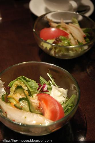 LUXE Tajimaya 但馬屋 - Salad