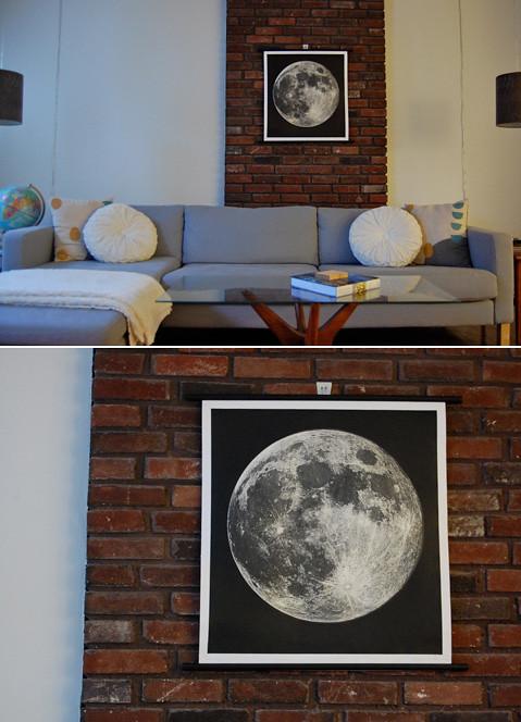 moonchart print