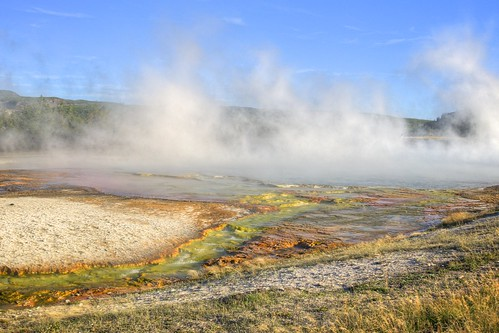 Excelsior Geyser Runoff