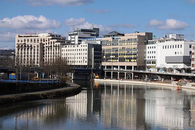 Random Saarbrücken City