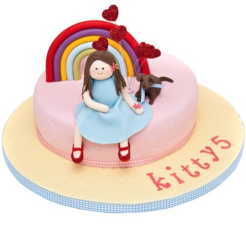 Kittys Cake: Wizard Of Oz / Dorothy Cake