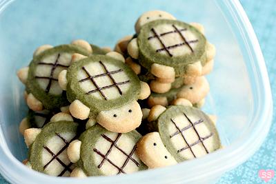 Diamonds For Dessert Turtle Icebox Cookies
