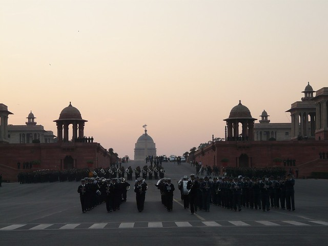 Beating the Retreat