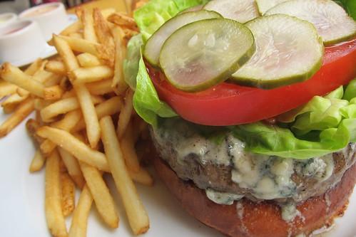 Bar Bouchon: Burger