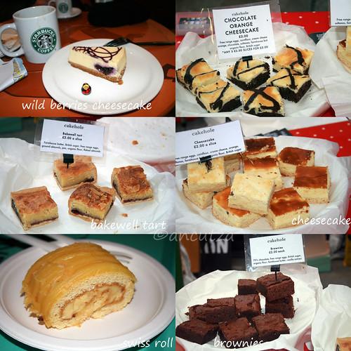 foto dolci tipici inglesi cosa mangiare a londra