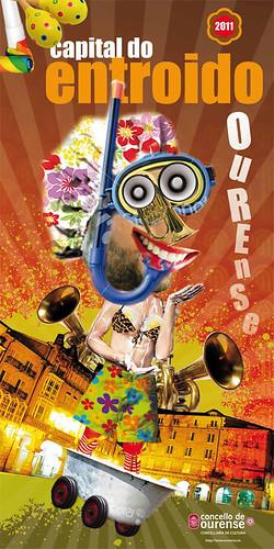 Ourense 2011 - Entroido - cartel