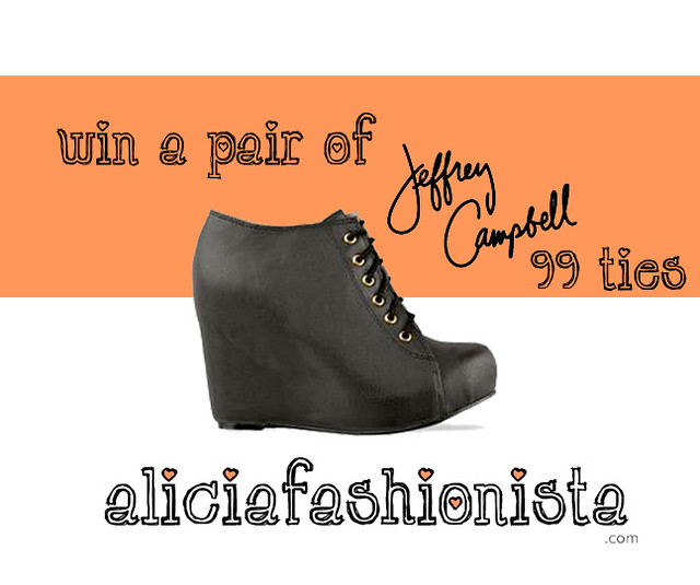 Jeffrey Campbell Giveaway