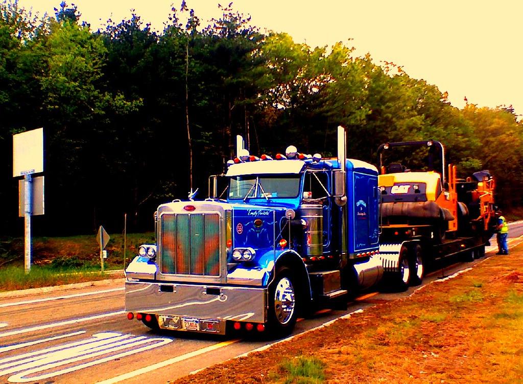Chrome Stacks For Semi Trucks : The world s best photos of peterbilt and wheeler flickr