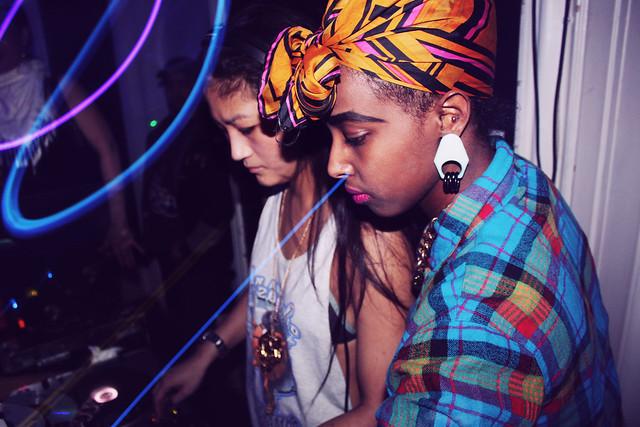 Flying Colours @ Spy Bar