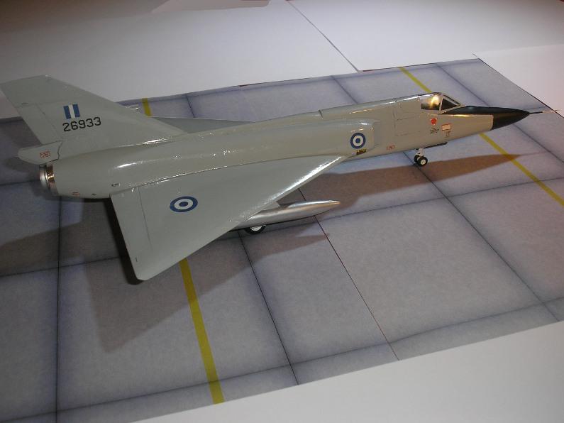 Les deltas Hellènes [ Convair F-106 Delta Dart Hasegawa 1/72 ] 5497582715_97c58bdc20_o