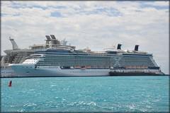 Celebrity Solstice - Cruise Ship (blmiers2) Tags: cruise vacation nikon ship cruiseship celebritysolstice d3100 blm18 blmiers2