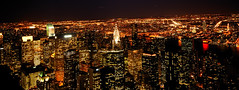 New York at night (III) by imparypasa