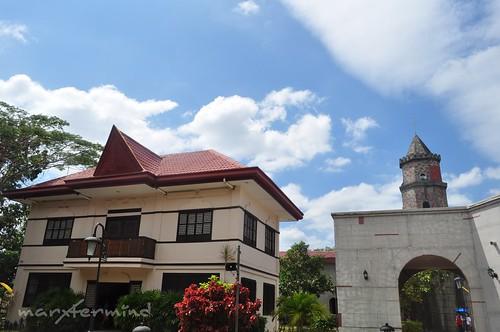 Emilio Aguinaldo's House Replica