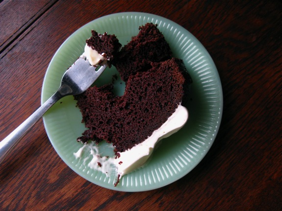 chocolate guinness cake 009