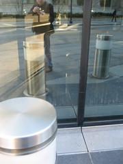 Reflection of? (kingdufus) Tags: mywalktowork 365v