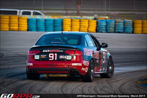APR Motorsport - Homestead - 2011