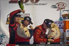 APR Motorsport - Homestead - 2011