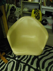 Modern Shell Type Chair