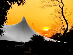 Glorious Sunset at Lake View Park, Islamabad (Zillay Ali) Tags: pakistan sunset night landscape evening dusk kashmir punjab islamabad northernareasofpakistan
