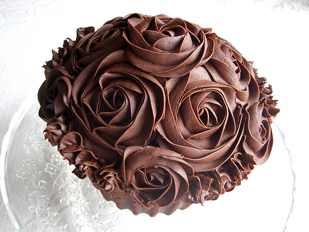 Images Of Chocolate Flowers Pretty chocolate roses