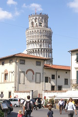 2008-T87  Pisa (Old Fogey 1942) Tags: italy italia pisa tuscany toscana torrependente 2008t87