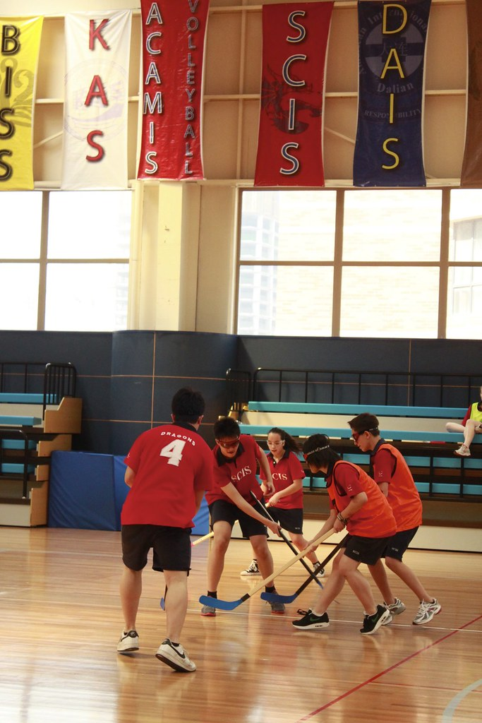 SCIS Sports-Floor Hockey