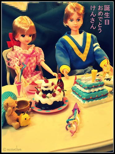 Happy Birthday, Ken! - MaBa Ken (Toy of the Day 03-11-11)