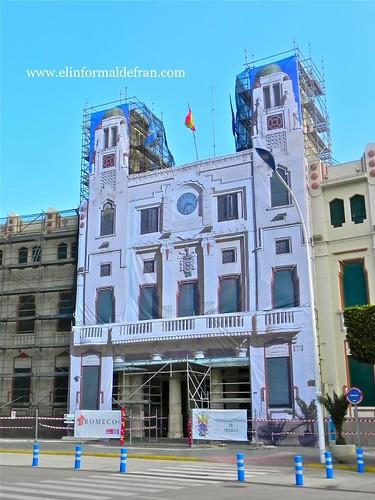 Reforma del Ayuntamiento