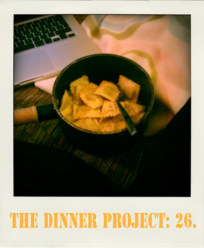 the dinner project: kw 10