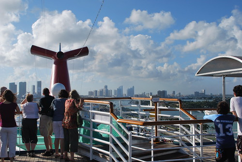Setting Sail From Miami