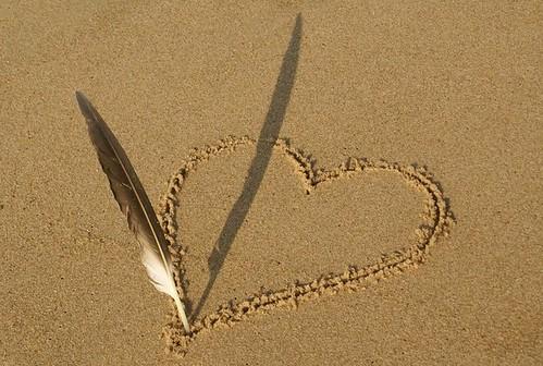 coeur et plume