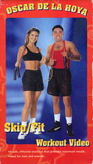 Oscar de la Hoya Skip Fit Workout