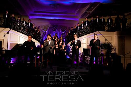 Canadian Tenors, Cary Academy, Cary Academy Chorus