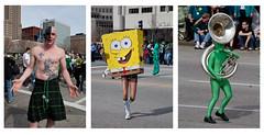 St Patrick's Parade Composite