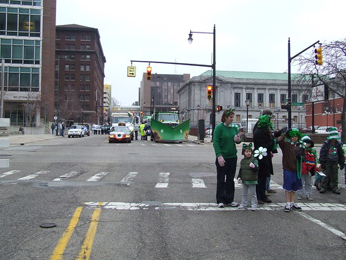 Grand Rapids St. Patrick's Day Parade