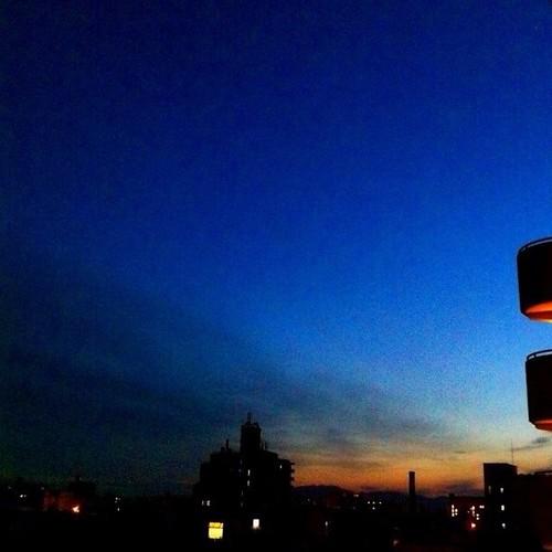 今日の写真 No.122 – 昨日Instagramへ投稿した写真(3枚)/iPhone4 + Photo fx、Paint it! Now