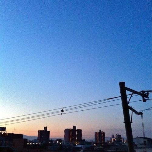 今日の写真 No.170 – 昨日Instagramへ投稿した写真(3枚)/iPhone4 + Photo fx